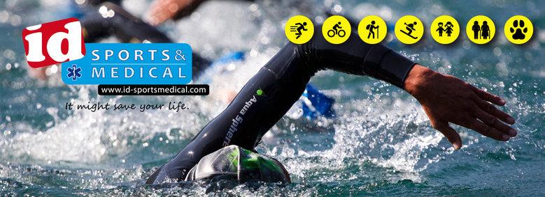 ID Sports & Medical geschikt voor intensieve sporten.