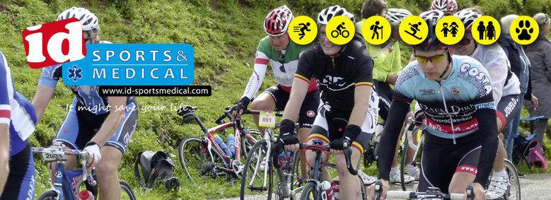 ID Sports & Medical makkelijk en comfortabel te dragen.