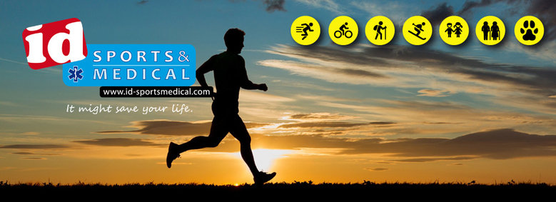 ID Sports & Medical als je alleen gaat sporten.