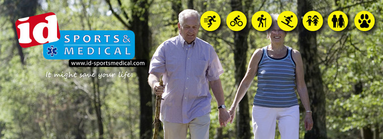 ID Sports & Medical info medische historie.